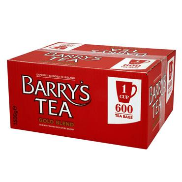 BARRY'S TEA BAGS 600 PACK