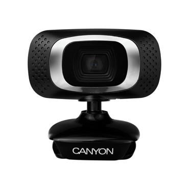 Canon 1MP  Mexapixel Full HD Webcam Web Camera | CNECWC3N