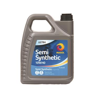 MAXOL SEMI SYNTHETIC ENGINE OIL 5 LITRE