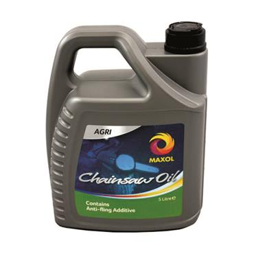 MAXOL 5 LITRE CHAINSAW OIL CHAIN OIL