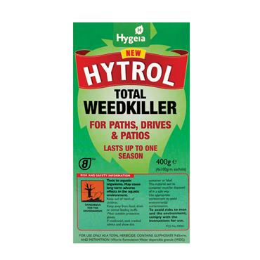 HYTROL PATH & DRIVE WEED KILLER 400G