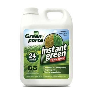HYGEIA GREENFORCE INSTANT GREEN LAWN TONIC 2.5 LITRE | P2237