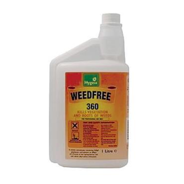 HYGEIA WEEDFREE 360 1 LITRE WEED KILLER | P4424