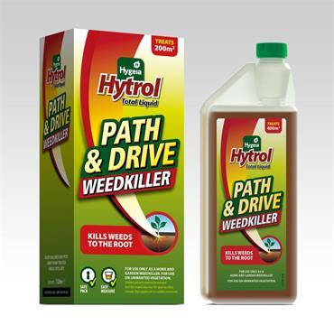Hygeia Hytrol Total Path and Drive 1 Litre   G60178