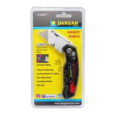 Dargan DIY Folding Handy Knife | K19/DT