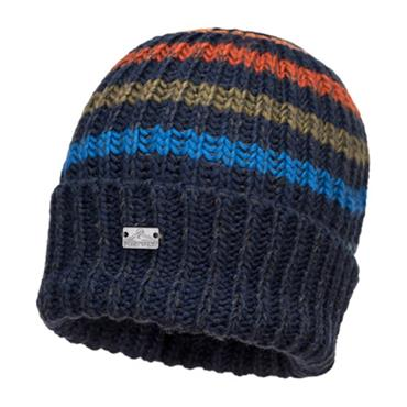Portwest Crosshaven Knitted Hat - Navy | MP33NAI