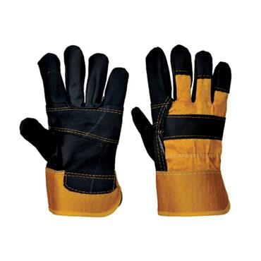 PORTWEST FURNITURE HIDE RIGGER GLOVE X-LARGE | RG20YERXL