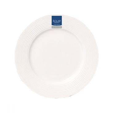"Solar 8"" Side Plate White | DE7008"