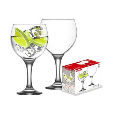 Steelex Gin Glasses 65cl Set of 2 | GX8000
