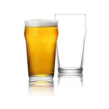 Steelex Pint Glasses Set of 2 | GX8001