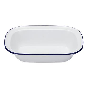 Falcon Enamel Pie Dish 28cm | EN0228