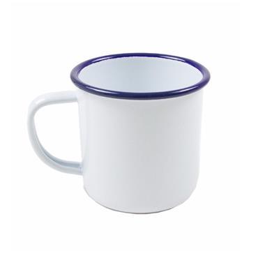 Falcon Blue Enamel Mug | EN0211