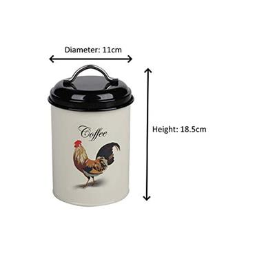Coffee Caddy - Cockerel | TE2002