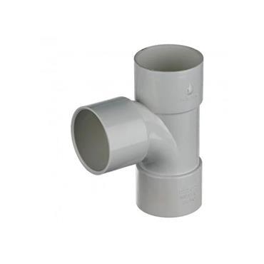Easi Plumb 40mm x 90 Degree Tee Waste Fitting | EP4090TW