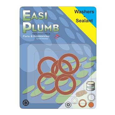 3/4'' FIBRE WASHER PACK OF 5