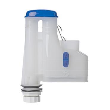 Easi Plumb Internal Overflow Cistern Rectangular Siphon | EPIOS