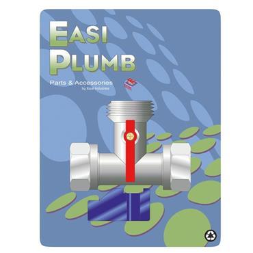 Easi Plumb Tee Pattern Appliance Value ( Washing Machine / Dishwasher ) | EPTPWMV1