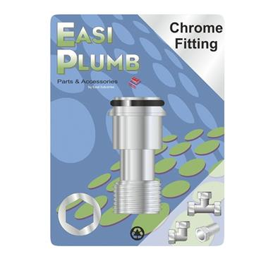 "Easi Plumb 1/2"" x 20mm Telescopic Extension Piece | EP12TEPS"
