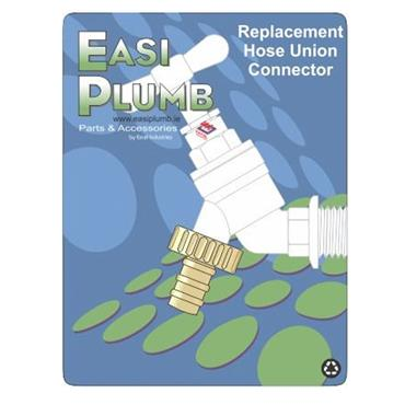 """Easi Plumb 3/4"""" Replacement Nut & Tail Tap Nozzle 