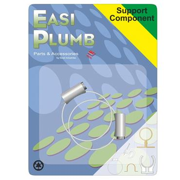 Easi Plumb 13 - 19mm Hose Clip Pack of 2 | EPHCLMP2