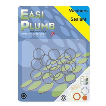 Easi Plumb O Ring Kit 1 ( 22 x 3 - 6mm ) | EPORK1