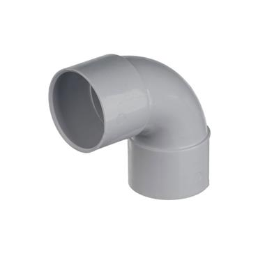 Easi Plumb 32mm 90 Degree Waste Fitting Swept Elbow | EP32EW1