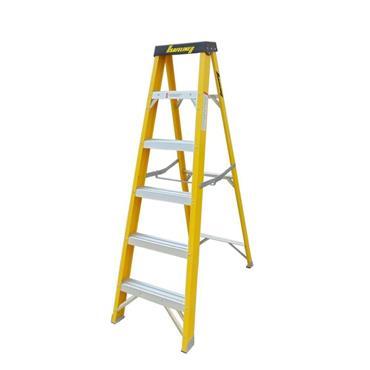 Safeline 6 Step Fibreglass Ladder | FIB6