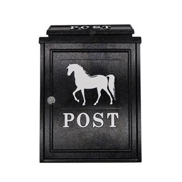 DE VIELLE HORSE DIECAST letter BOX | DEV963326