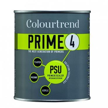 Colourtrend 750ml Prime 4 PSU Primer Sealer - White | M01295