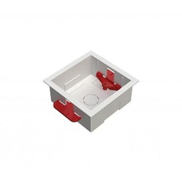 Powermaster 1 Gang Single Dry Lining Plasterboard Socket Box | 1523-10
