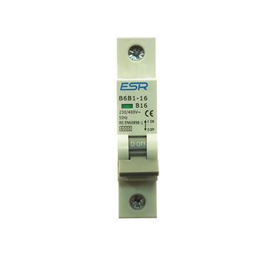 powermaster 16 Amp MCB Miniature Circuit Breaker   1522-28