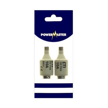 Powermaster 10 Amp DZ Fuses 2 Pack | 1521-18