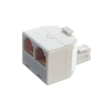 Powermaster 2 Way Telephone Splitter | 1370-00