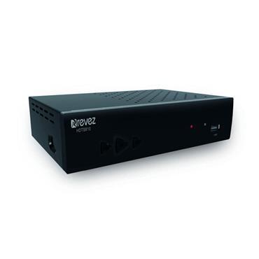 Revez Combo Saorview and Satellite Receiver PVR EPG UK Freesat | HDTS810