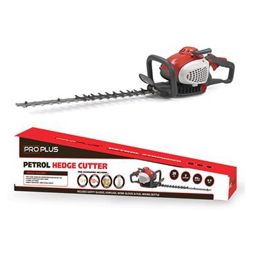 Proplus 60cm Petrol Hedge Trimmer Cutter 25cc 2 Stroke Engine | PPS760065