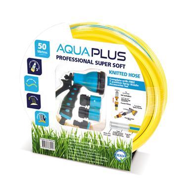 AQUAPLUS 50 METER PROFESSIONAL HOSE KIT | PPS760188
