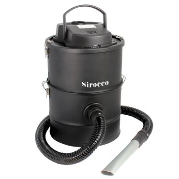 SIROCCO DOUBLE CHAMBER 25 Litre 1200W  ASH VACuum