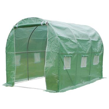 PROPLUS POLYTUNNEL GREENHOUSE Green House with Steel Frame | PPS965177