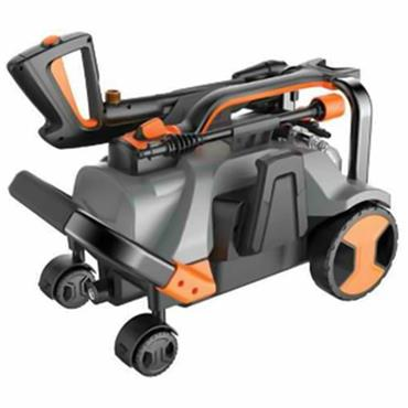 Proplus Electric 140 Bar Pressure Power Washer - Grey & Orange | PPS964330