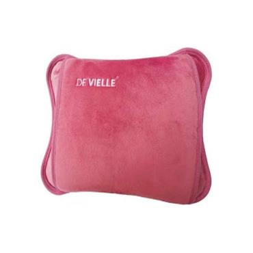 De Vielle Rechargeable Electric Hot Water Bottle - Pink | DEV058666