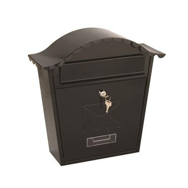 De Vielle TRADITIONAL GREY POSTBOX | DEV966815
