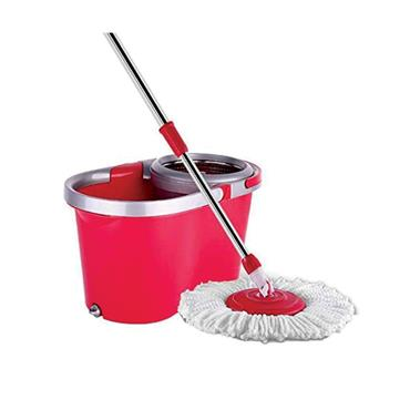 DADA SPINNING MOP AND BUCKET - RED | MOPDADA