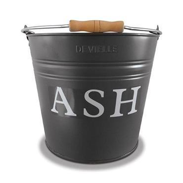 De Vielle Grey Ash Bucket | DEF011368