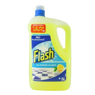 FLASH LEMON ALL PURPOSE 5 LITRE