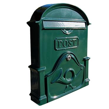 THE BROSNA A4 FIR GREEN LETTERBOX