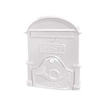 THE BROSNA A4 SIGNAL WHITE LETTERBOX