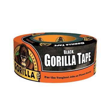Gorilla Tape Black (Duct Tape) 48mm x 11m