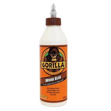 Gorilla PVA Wood Glue 532ml | GRGGWG536