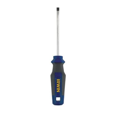 Irwin Pro Comfort Screwdriver Flared Slotted Tip 5.5mm x 100mm | IRW1951821