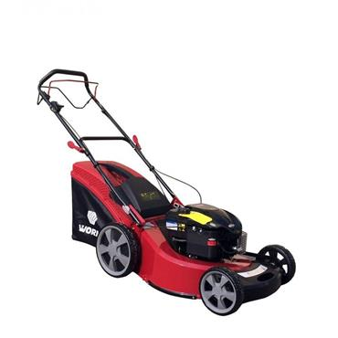 "World Aluminium Deck 21"" 53CM Self Drive Lawnmower 160cc 